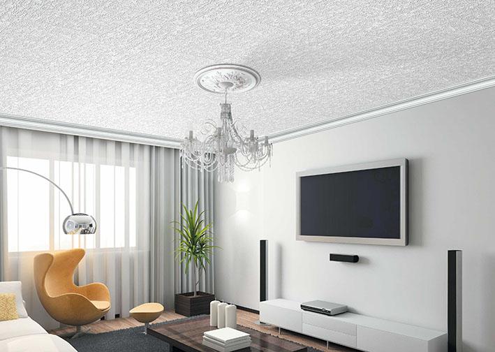 Forro de isopor decorativo k g papel de parede - Papel para paredes decorativo ...